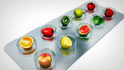 Какие принимать витамины для лица от прыщей?